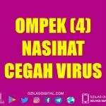 Video Ompek (4) Nasihat Cegah CoronaVirus! Jangan DOGIL !