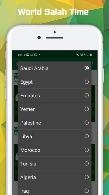 World Muslim Praying Time Free Apps