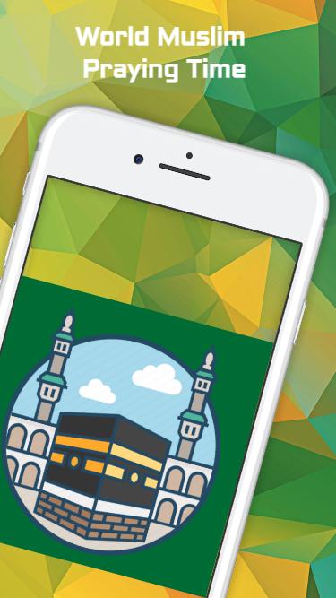 Free Apps World Muslim Praying Time